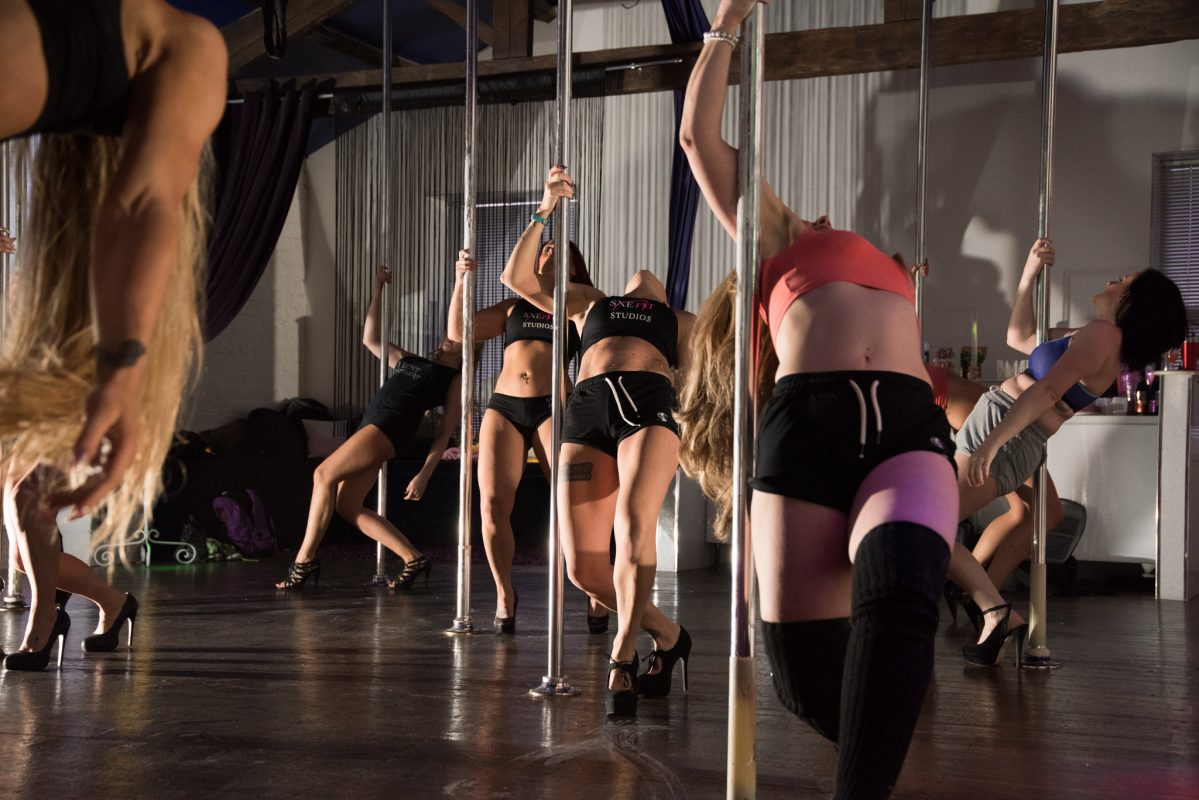 Pole Dancing Classes Leeds and Yorkshire Sxefit