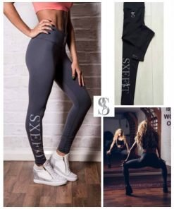 Sxefit grey leggings, Sxefit leggings, Gym wear, Sxefit Gear