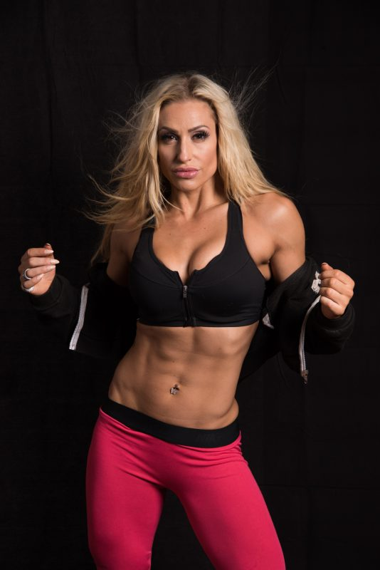 Tiffany Sxefit personal trainer,